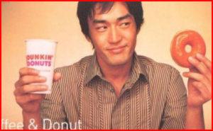 大谷亮平 ダンキンドーナツ