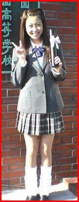 小林麻央 学生時代