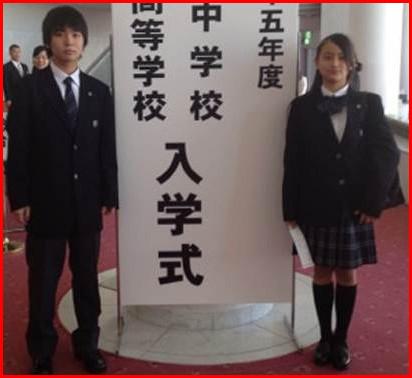 岡田結実 学生時代
