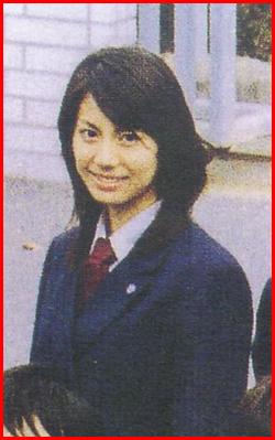 松下奈緒 学生時代