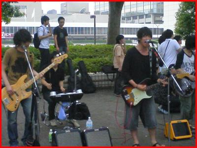 川上洋平 路上ライブ時代