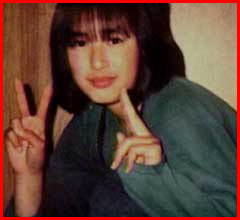吉瀬美智子 学生時代