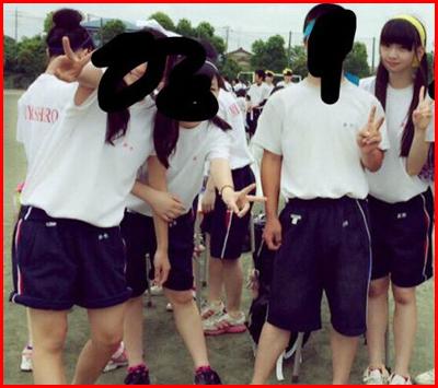 荻野由佳 学生時代
