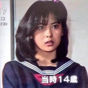中山美穂 デビュー当時